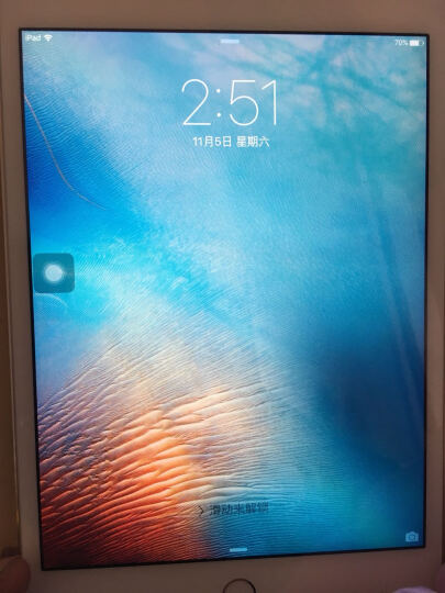 【二手95新】Apple iPad Mini4 WiFi版 金色 128G 在保 晒单图