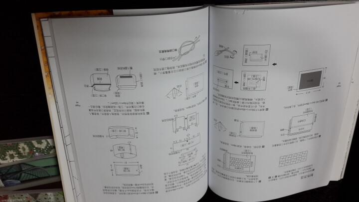 Kat's美式复刻版拼布集(附实物原大纸型) 晒单图