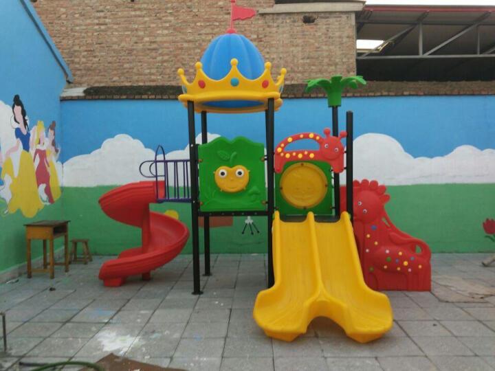 乐林源幼儿园室外小博士滑梯乐园儿童户外大型滑滑梯秋千组合游乐设施玩具 C158-2 晒单图