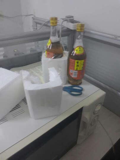 【鲁产名品馆】山东特产 王村醋牌小米黄酒 440ml*1瓶 晒单图