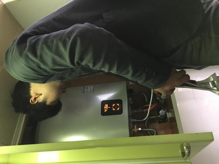 樱花(SAKURA)14升水气双调燃气热水器SCH14E85A(天然气)(JSQ28-C) 晒单图