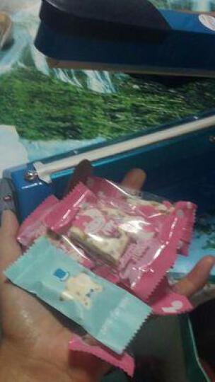 封口机封塑料袋手压迷你铝箔袋食品热封机茶叶袋包装机密封机 200型蓝色 晒单图