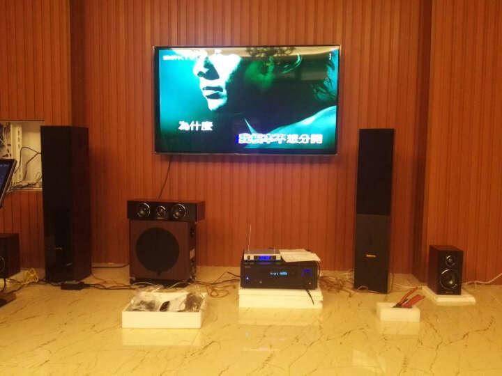 奔腾(BNTN)音响 音箱 家庭影院套装 低音炮套装 5.1环绕 4K 双解码 卡拉OK蓝牙 支持乐视小米电视等 经典书架套装 晒单图