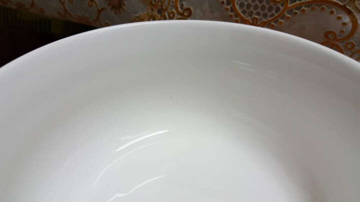 陶瓷微波炉饭盒保鲜碗套装密封骨瓷保鲜盒便当盒带盖送保温袋筷勺 圆点K猫700ML保鲜盒 晒单图