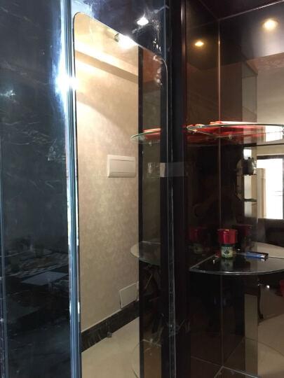 伯仑 无框穿衣镜 壁挂 全身 镜子 挂墙 试衣镜 贴墙 (8mm高清银镜)50*150 晒单图