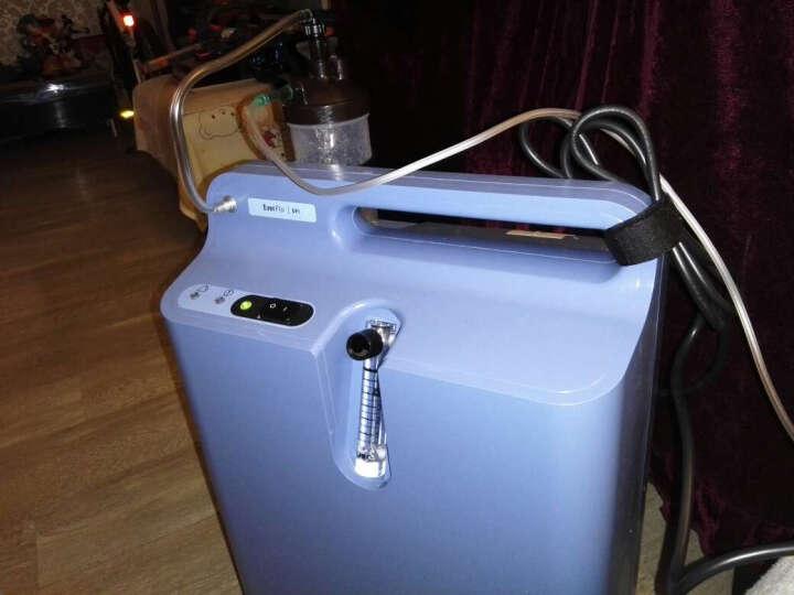 飞利浦(PHILIPS) EverFlo制氧机5L 制氧机 家用医用老人吸氧机 家庭保健 氧气机 飞利浦5L+血氧仪礼包 晒单图