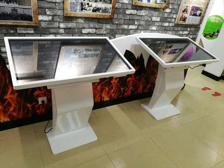 互视达(HUSHIDA)卧式触摸一体机自助查询机智能广告机触控屏商用显示器 42/43英寸 windows标配双核触控 晒单图