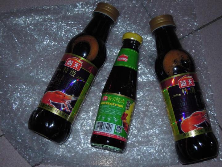 酱油蚝油:套餐买的,两瓶蚝油一瓶当归的海天,羊肝特价图片