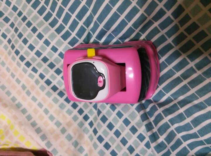 优彼(ubbie)电话手表 语音拨号英文翻译智能百科问答儿童手表 学生360度安全 优彼智能手表+充电小车  粉色 晒单图