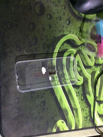 亿色(ESR) iPhone SE/5s手机壳/保护套 苹果5S手机套 硅胶透明防摔软壳 苹什么系列 云梯 晒单图