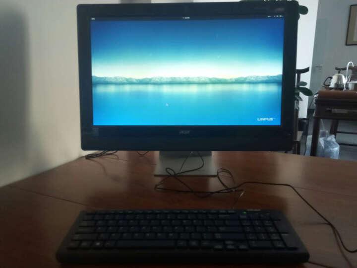 宏碁(Acer)AZ3613-N50 23英寸一体机电脑(奔腾J2900 4G 500G 集显 DVD刻录 键鼠 Linux IPS屏) 晒单图