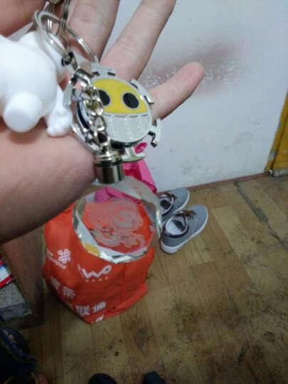 英雄 撸啊撸 英雄人物 联盟 Q版3D发光水晶钥匙扣 个性情侣 钥匙链 随身配饰 创意礼品 皎月女神-戴安娜 晒单图