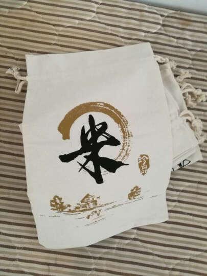 米袋子现货批发 大米包装袋定做面粉袋 小米袋粗粮杂粮袋大米布袋 20斤装 晒单图