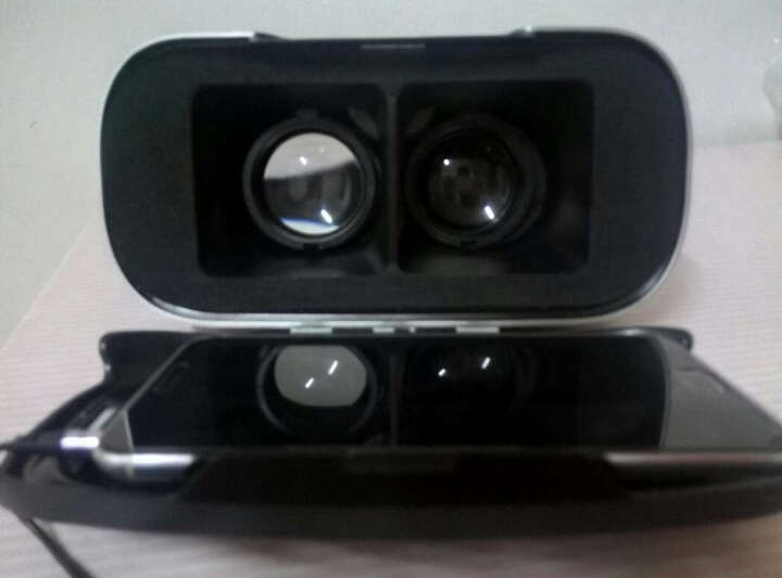 【买1送5】千幻魔镜 vr眼镜 智能3d眼镜VR虚拟现实头盔手机游戏视频谷歌 千幻游戏手柄 晒单图