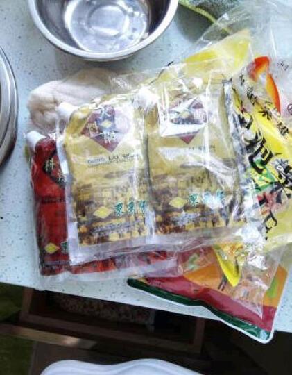 东来顺(donglaishun)特制调料(原味) 火锅蘸料 200g × 2盒 晒单图