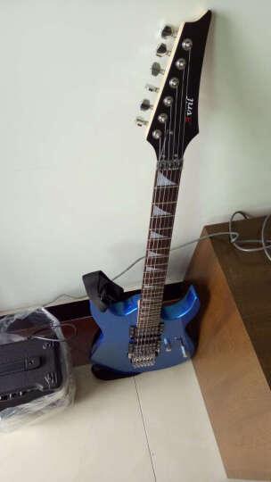 艾薇儿(Avril) 艾薇儿24品双摇电吉他专业舞台演出摇滚重金属电子吉他初学者吉他免费刻字货到付款 套餐七 拍下请备注吉他颜色 晒单图
