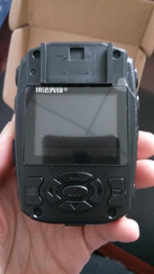 执法先锋 S60 高清夜视执法记录仪视音频记录仪随身现场便携摄像机无线遥控或GPS定位 标准版16G 晒单图
