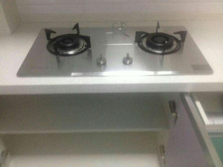 万和(Vanward) 欧式 油烟机灶具套装 X03FW+B8-B20XW 二级能效 抽油烟机 液化气灶 20Y 晒单图