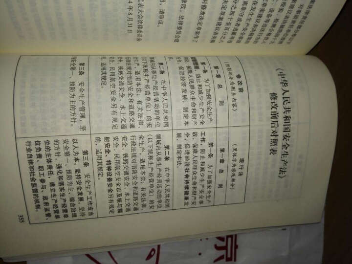 中华人民共和国安全生产法解读(权威读本) 晒单图