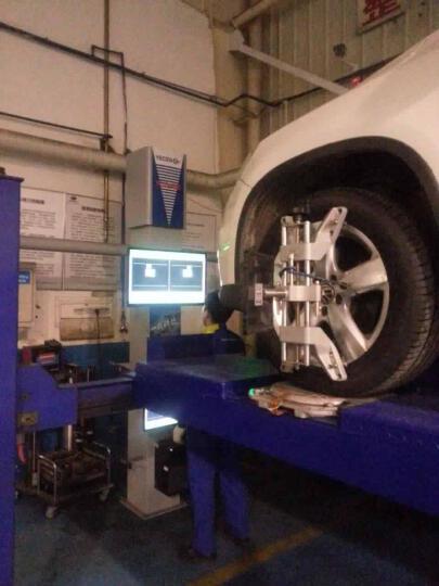庞大养车 更换轮胎服务(17寸以下含17寸普通胎) 4S店施工含动平衡 三条 晒单图