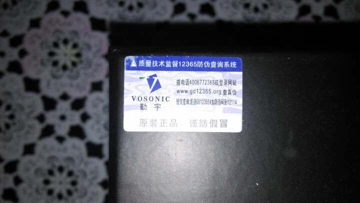 群华K8视音频专业执勤警务法用记录仪 执法摄像机 高清夜视防水防摔便携式随身记录仪 换电池不断电双电池内置128G 晒单图