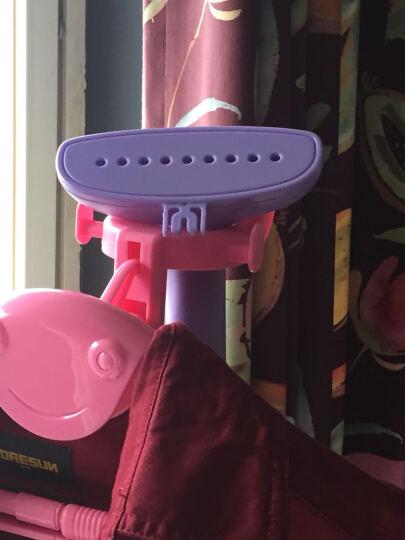 德贝尔(DEBEIER) DG0218挂烫机 熨斗 蒸汽挂烫机  六档 粉红色 晒单图