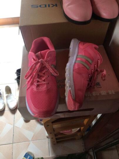 巴拉巴拉童鞋男童女童跑步鞋中大童鞋子儿童运动鞋跑鞋28403151501海洋蓝34 晒单图