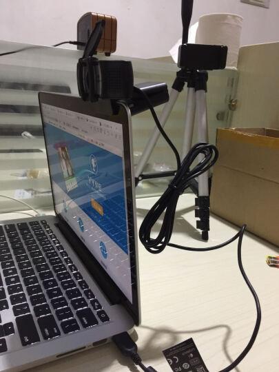 罗技C930e网络主播摄像头C920罗技高清摄像头1080p可试调台式电脑笔记本会议内置麦克风 罗技C925E 晒单图