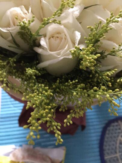 礼之尚鲜花速递同城配送七夕节鲜花束红玫瑰花礼盒生日鲜花礼物 C款33朵红玫瑰520礼盒-爱之尚 晒单图