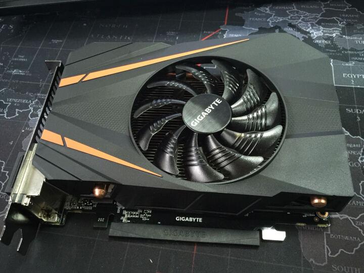 技嘉(GIGABYTE)GeForce GTX 1060 IXOC 1531-1746MHz/8008MHz 6G/192bit小机箱绝地求生/吃鸡显卡 晒单图