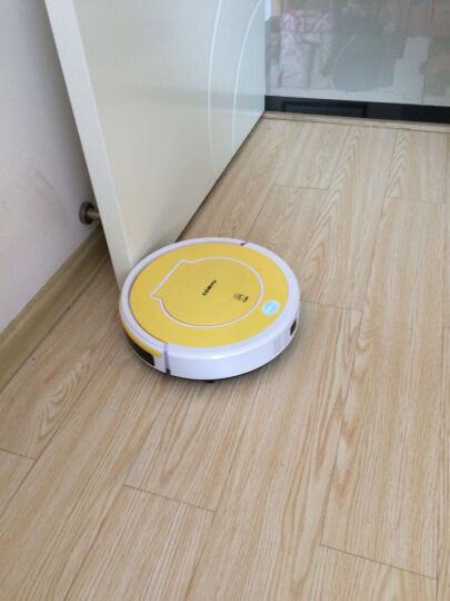 科语 扫地机器人智能全自动吸尘器家用纤薄小巧一体擦地机拖地机实用地宝100 动感蓝 晒单图