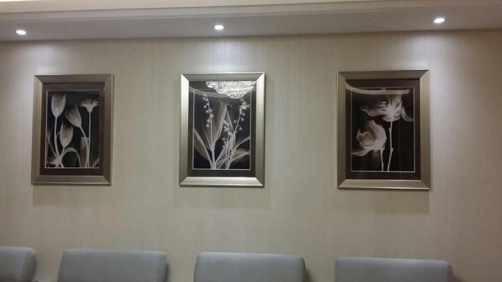 客厅装饰画有框画沙发背景墙画餐厅壁画欧式