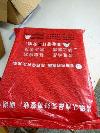 维秋 全棉磨毛四件套纯棉加厚保暖大红结婚庆床上用品套件 精致生活 1.5米床(适合被芯200*230) 晒单图