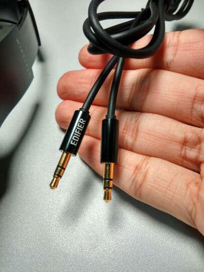 漫步者(EDIFIER)W800BT 立体声蓝牙耳机 苍穹黑 晒单图