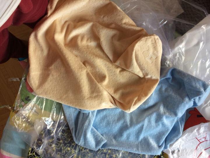 眯狸 记忆枕 慢回弹儿童婴童护颈枕头 记忆枕芯 星梦成长枕(50*30*5/3+2+2cm) 晒单图