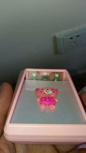 朗美科Lightmates NL014声光控装饰小夜灯 粉熊款 晒单图