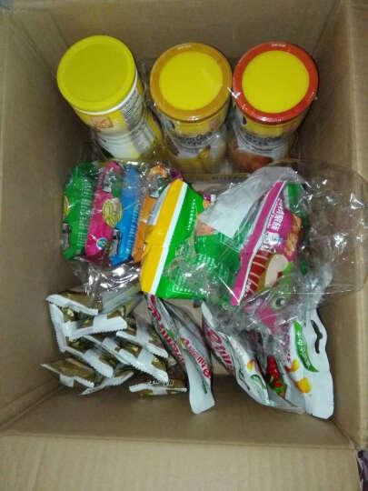 美国 嘉宝酸奶溶溶豆进口宝宝零食 菠萝黄桃味+黄桃味 晒单图