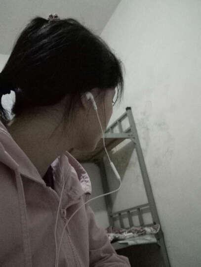 毕亚兹(BIAZE) 苹果耳机 迷你蓝牙4.2入耳式 双耳挂手机耳塞 适用iPhone8/X/iPhone7/7plus/6/6plus D18-白色 晒单图