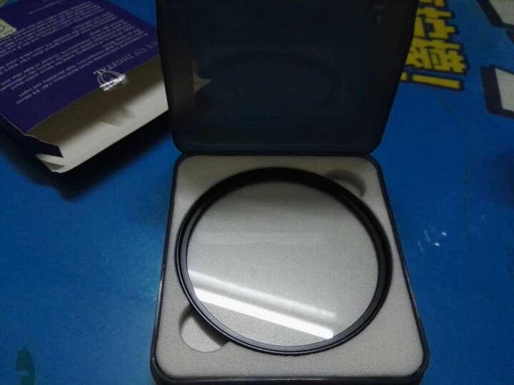 C&C偏振镜uv镜滤镜 DC MRC CPL 72mm 超薄多层防水镀膜个性红圈 偏振镜 压暗天空 消除反光 晒单图