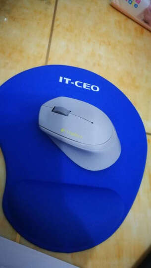 罗技(Logitech)M275 无线鼠标(灰色)+K230 无线键盘 键鼠套装 晒单图