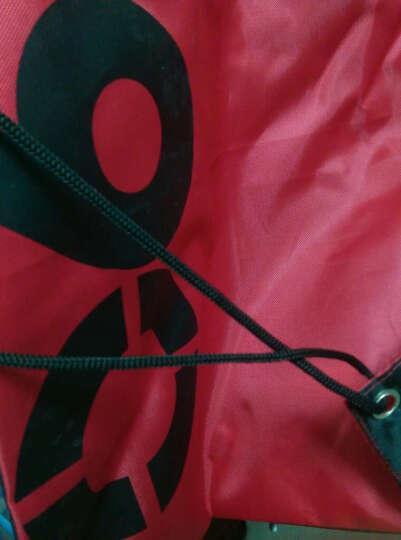 奥凯莱 随身束口袋 抽绳袋双肩包拉绳袋双肩包多色游泳袋 T90红色 晒单图