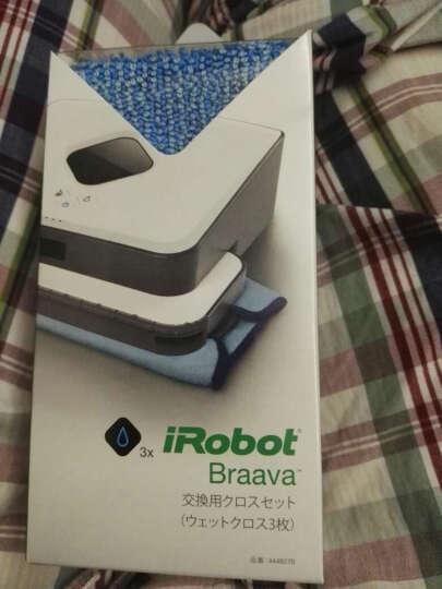 【日本直邮】iRobot/艾罗伯特 Braava jet扫地机器人配件 导航盒 清洁抹布 湿布 4449270 (3片装) 晒单图