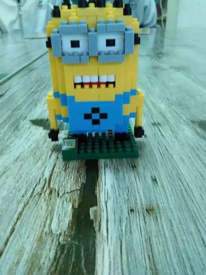 俐智loz小颗粒积木猫 微钻拼装玩具益智积木儿童生日礼物休闲玩具六一儿童节 钢铁侠 晒单图