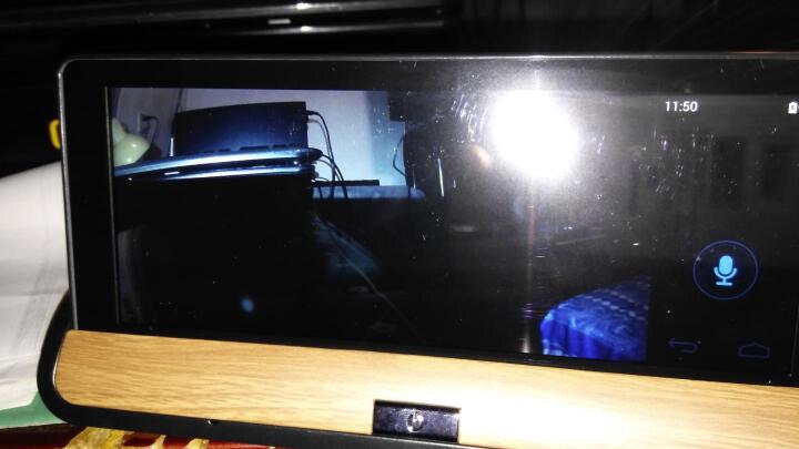 丁威特 7英寸中控台行车记录仪导航仪双镜头电子狗一体机高清1080P倒车影像语音声控双镜头 32G卡+记录仪+倒车影像 晒单图