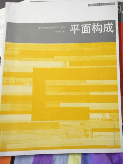 中国高等院校艺术设计专业教材:平面构成 晒单图