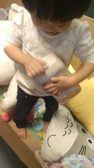 嘉宝(GERBER)美国营养米粉1/2/3段宝宝米粉 宝宝辅食  婴儿米糊 非转基因米粉 三/3段草莓香蕉燕麦227g 3罐装 晒单图