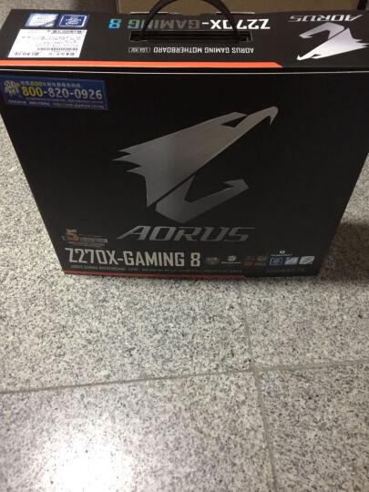 技嘉(GIGABYTE)AORUS Z270X-Gaming 8 主板 (Intel Z270/LGA 1151) 晒单图