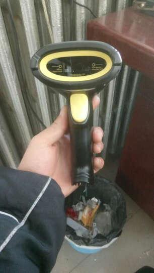 豪艺(HOOYE)S18 无线条码扫描枪 商品条码枪 USB即插即用扫码枪 晒单图