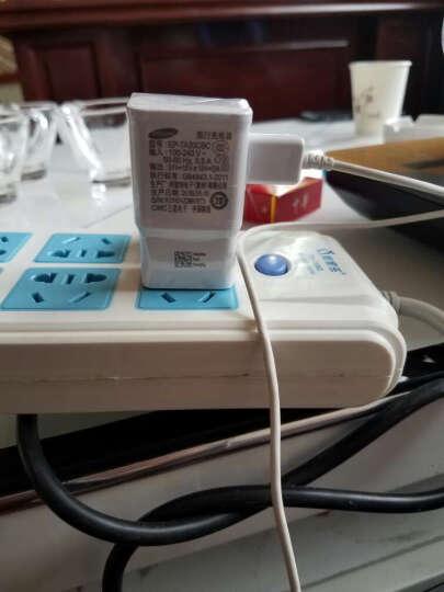 三星原装充电器2A快充s7edge手机数据线适用于三星note4/5 S6/S6edge (单) 三星原装9V快充充电器头 晒单图