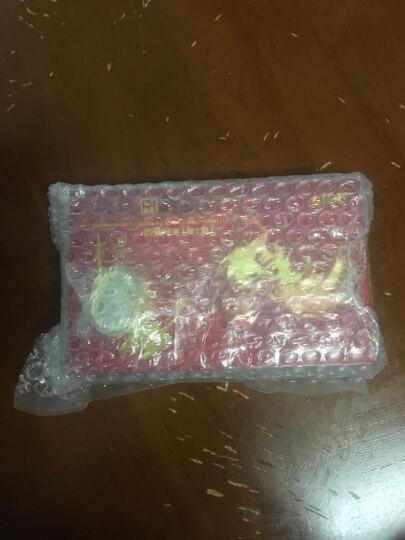 灿网藏品  2017年鸡年纪念币 生肖贺岁鸡币 10元面值双色流通纪念币 5枚盒装含币 红内衬 晒单图
